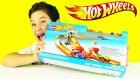 Oyuncak Araba Yarışı Hot Wheels Turbo Race Oyun Seti - Oyuncak Abi