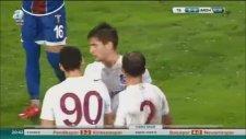 Trabzonspor 6-0 Serhat Ardahanspor (Geniş Özet - 21 Eylül Salı 2016)