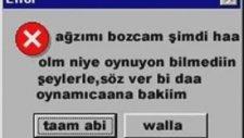 Bilgisayarı Türkler Yapsaydı Nasıl Olurdu !!!!!