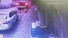 İstanbul'da 5 Katlı Bina'nın Çökme Anı!