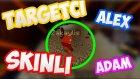 Target Yapan Alex Skinli Adam !! - Minecraft