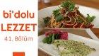 Tatlı Ekşi Soslu ve Etli Noodle & Taze Otlu ve Peynir Kaplı Levrek | Bi'dolu Lezzet - 41. Bölüm