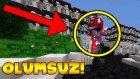 Adam Ölümsüzlüğün Şifresini Bulmuş! - İlove Minecraft