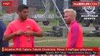Arjantin Milli Takımı Teknik Direktörü: Messi 3 Haftaya İyileşmez