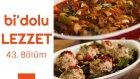 Köri Soslu Tavuk Salatası & Fırında Mantarlı ve Bademli Biftek | Bi'dolu Lezzet - 43. Bölüm