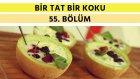 Patatesli ve Biberiyeli Yaz Pizzası & Kavunda Meyve Salatası | Bir Tat Bir Koku - 55. Bölüm
