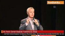 AK Parti Genel Başkan Yardımcısı Ataş