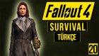 Çıldırıyorum - Survival | Fallout 4 - #20 - Yeşil Devin Maceraları