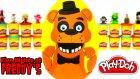 Fnaf Five Night At Freddy's Sürpriz Yumurta Oyun Hamuru - Fnaf Oyuncakları Anime Emoji