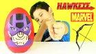 Hawkeye Oyun Hamuru DEV Sürpriz Yumurta Açma Marvel Oyuncakları | Oyuncak Abi