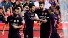 Luis Suarez, Arda Turan'ın şık asistini gole çevirdi