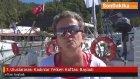 7. Uluslararası Kadınlar Yelken Haftası Başladı