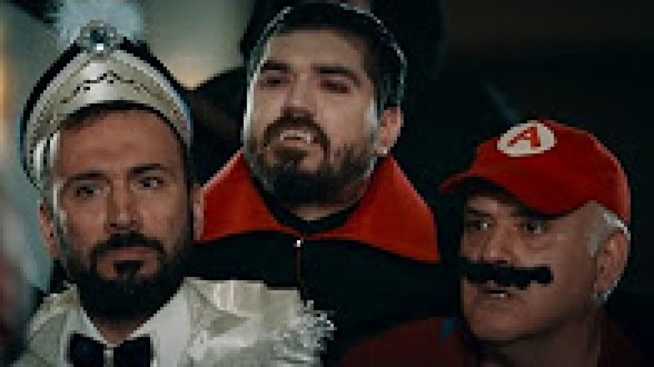 Adam Mısın - Fragman 2016
