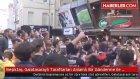 Beşiktaş, Galatasaraylı Taraftarları Anlamlı Bir Gönderme ile Bastırdı
