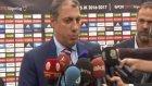 Levent Nazifoğlu: '1 puan dünyanın her takımı için iyidir'