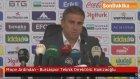 Maçın Ardından - Bursaspor Teknik Direktörü Hamzaoğlu