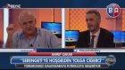 Ahmet Çakar, Tolga Ciğerci'ye Beyaz Futbol ekibini tanıttı