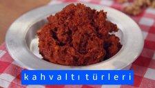 Çökelek Salatası & Havuç Reçeli & Muhammara & Zahter Salatası | Kahvaltı Türevleri - 1. Bölüm