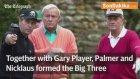 Golf Efsanesi Arnold Palmer, 87 Yaşında Öldü