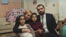 Lindsay Lohan'ın Sultanbeyli'nde Suriyeli Ziyareti