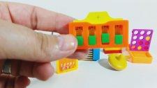Toybox Sürpriz Oyuncaklı Kutu Açma | Sihirli Oyuncaklar | 8 Toybox Açımı