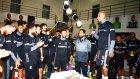 Beşiktaşlı oyuncular Quaresma'nın doğum gününü kutladı