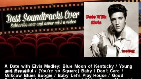 Elvis Presley - A Date With Elvis Medley
