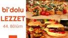 Nohutlu ve Ispanaklı Kıtır Ekmekler & Sebze Mücverli Hamburger | Bi'dolu Lezzet - 44 . Bölüm