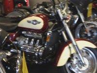 Amerikadaki Motorsiklet Piyasası