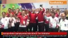Avrupa Boks Şampiyonası'nda Ailece Ter Döktüler