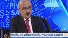 Kalkınma Bakanı Lütfi ELVAN, Kanal 24'e canlı yayın konuğu oldu.