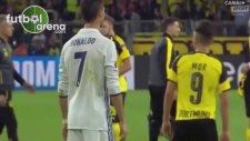 Ronaldo'dan Emre Mor'a tebrik