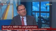 Bakan Bozdağ: ABD'deki Dava Tamamen Hukuksuz Yargılanan Zarrab mı Erdoğan mı Belli Değil