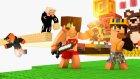 Görevimiz Tehlike ! (Zor Olur Dedik Ama Kısa Sürdü) - Minecraft Evi