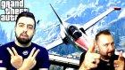 Gta 5 Komik Montaj | Yürüyeeen Uçaah