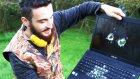 Pompalı Tüfekle Laptop Parçalama - Shotgun Vs Laptop