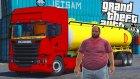 Ets - Euro Truck Sımulator Modu (Gta 5 Mod Komik Anlar)