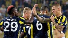 Fenerbahçe 1-0 Feyenoord (Maç Özeti - 29 Eylül 2016)