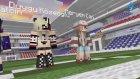 Kız Youtuberlar Okulu: Penaltı Atışları - Minecraft Animasyon