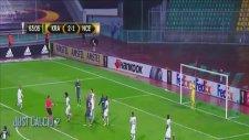 Krasnodar 5-2 Nice (Maç Özeti - 29 Eylül 2016)