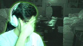 Paranormal Videoları İzliyorum!