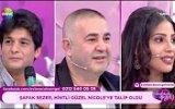 Şafak Sezer ve Sermiyan Midyat Hintli Nicole Talip Olması