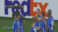 Schalke 3-1 Salzburg (Maç Özeti - 29 Eylül 2016)