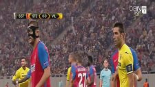 Steaua Bükreş 1-1 Villarreal (Maç Özeti - 29 Eylül 2016)