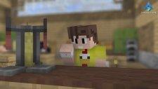 Youtuberlar Okulu: Kimya Sınavı - Minecraft Animasyon