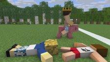 Youtuberlar Yarışıyor ( Minecraft Animasyon )
