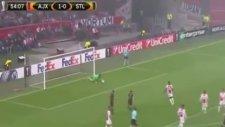 Ajax 1-0 Standard Liege  - Maç Özeti izle (29 Eylül 2016)