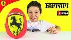 Ferrari Oyun Hamuru Dev Sürpriz  Yumurta Açma Oyuncak Araba Setleri - Oyuncak Abi