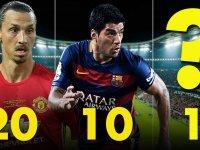 Gelmiş Geçmiş Futbol Tarihinin En İyi 20 Forveti