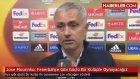 Jose Mourinho: Fenerbahçe Gibi Güçlü Bir Kulüple Oynayacağız